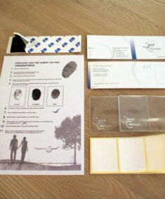 Print kit za Otisak prsta - pribor-i-oprema